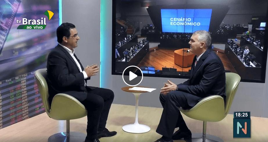 Cenário Econômico, TV Brasil - Marco Aurélio Ferreira